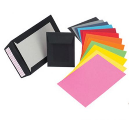 Coloured Board Back Envelopes