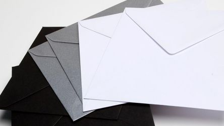 Diamond Flap Envelopes & Cello Bags