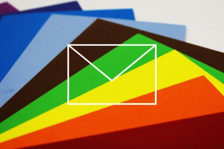 Coloured Envelopes - Spectrum Colours 100g