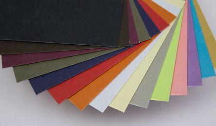 Coloured Pearlescent Envelopes