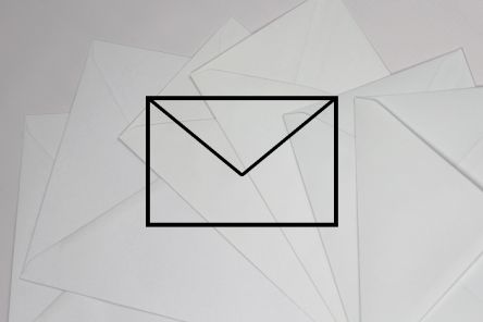 White - Standard Format Envelopes