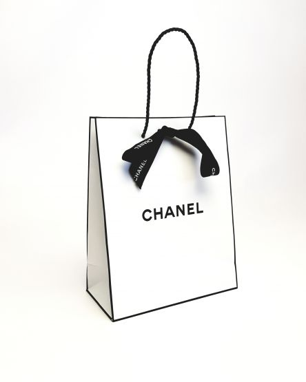 Luxury bag with ribbon closure Gallery