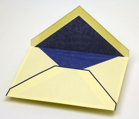 Tissue Lined Envelopes Gallery