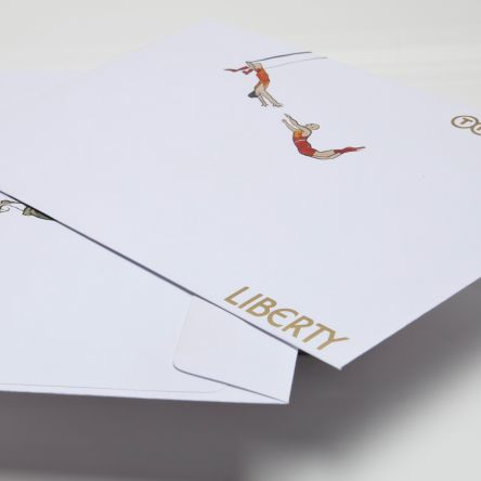 Liberty Foil Printed Envelope Gallery