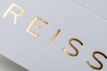 Reiss Foil Blocked Envelope Gallery
