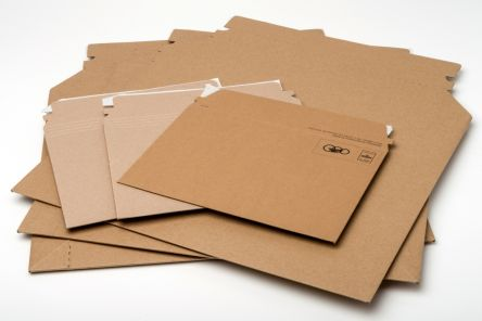 Capacity Mailers - Range of sizes and styles Gallery