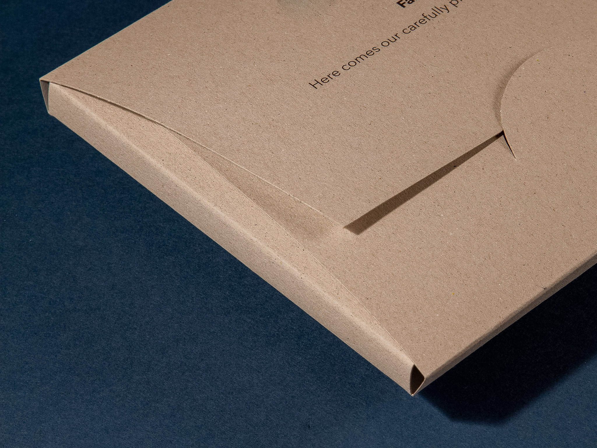 Interior Sample Packaging