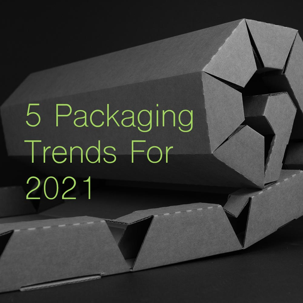 5 Packaging Trends for 2021