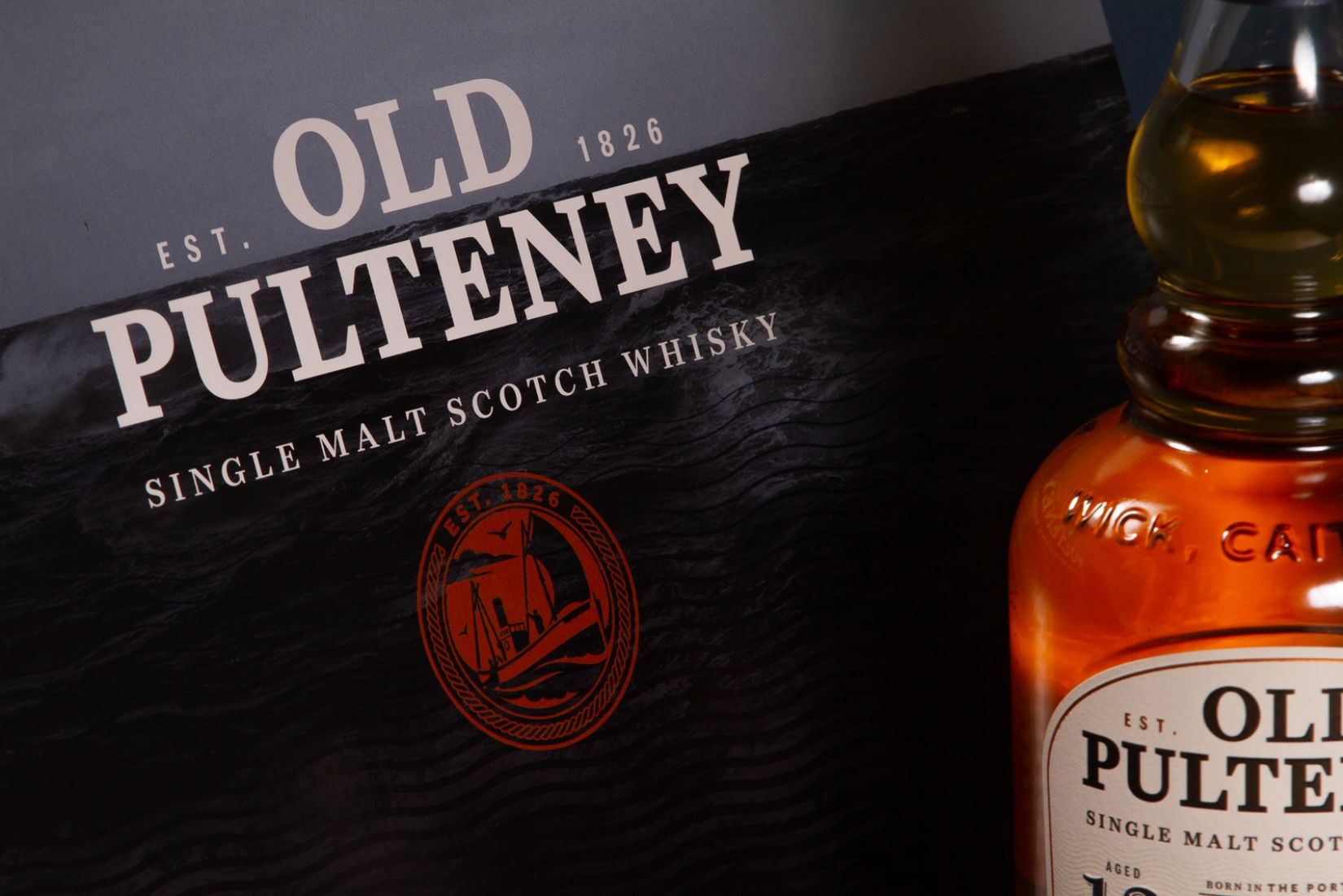 Old Pulteney Gift Box